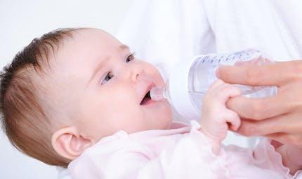Bébé a la diarrhée