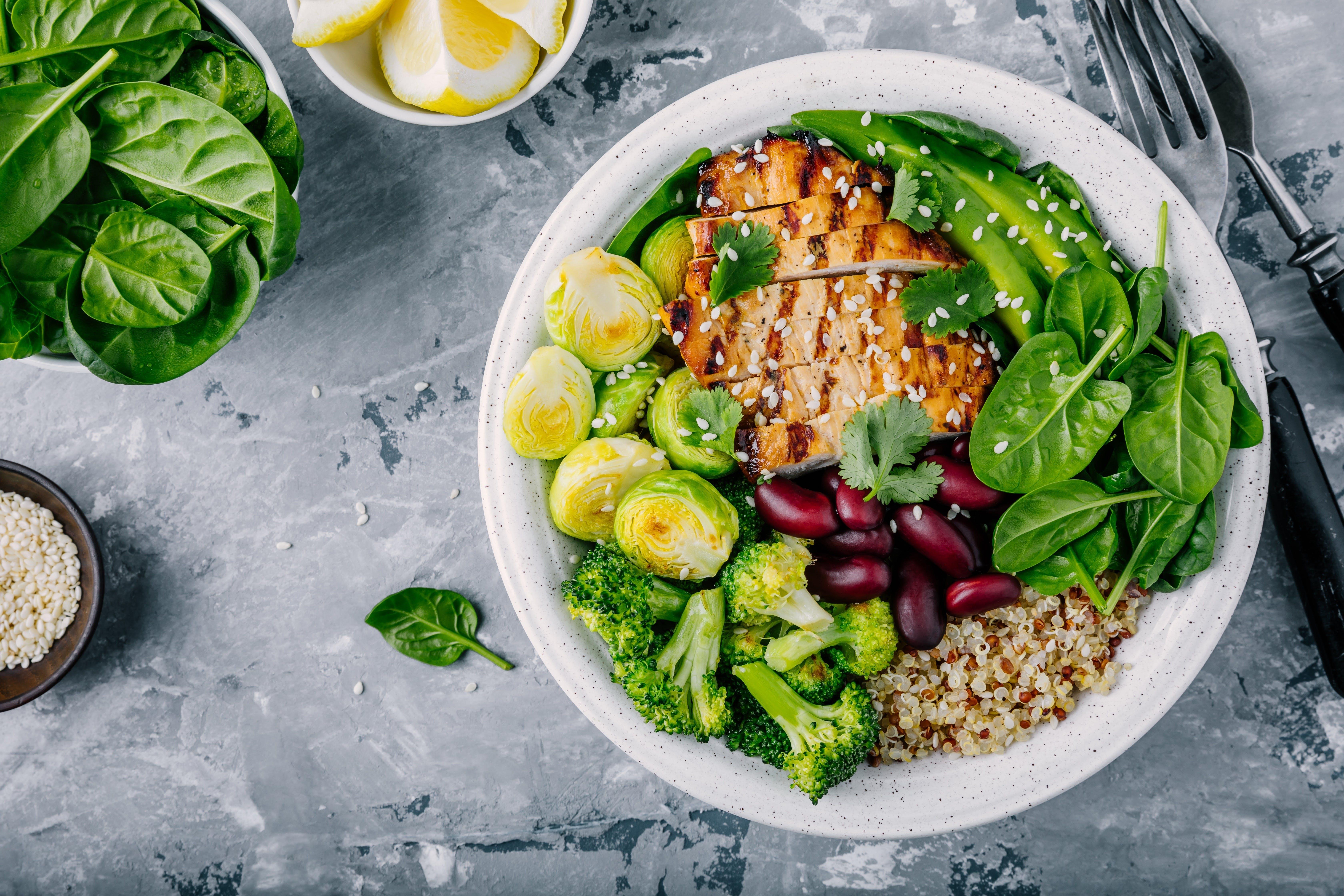 aliment riche en proteine pauvre en graisse