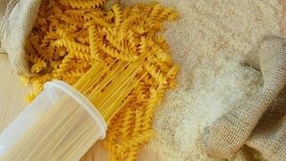 Pâtes ou riz : quelles différences nutritionnelles ?
