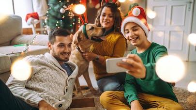 Noël : une majorité de Français favorable à en faire une journée sans smartphone