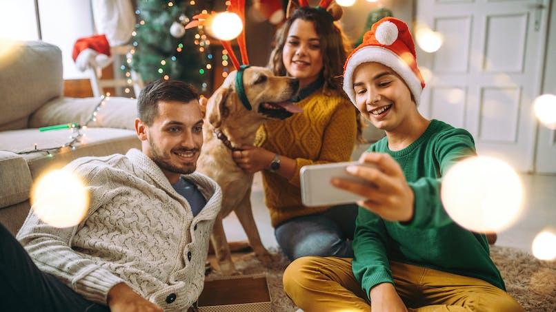 Ecrans : 6 Français sur 10 souhaiteraient que Noël soit une journée sans smartphone