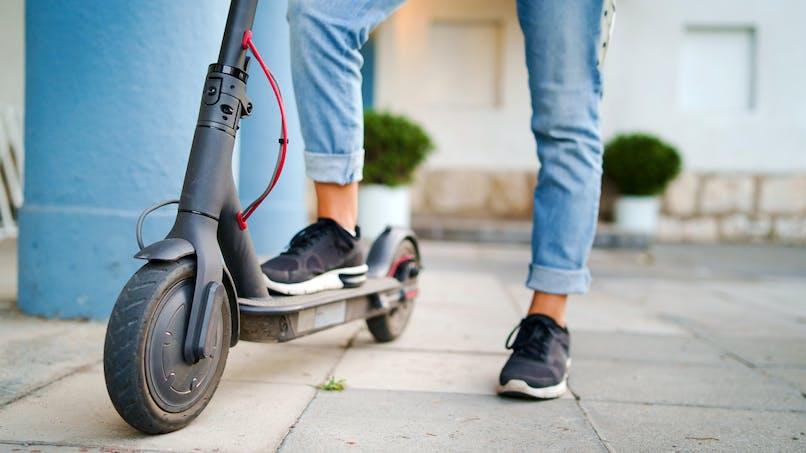 La Répression des fraudes alerte sur les dangers des trottinettes électriques non conformes