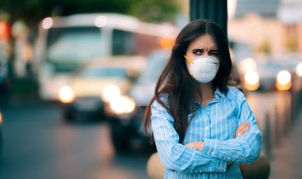 Lutte contre la pollution de l'air: les grandes villes françaises piétinent