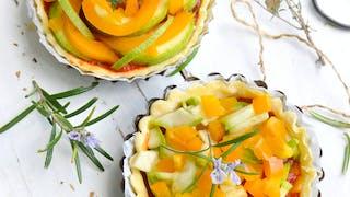 Tartelettes maraîchères
