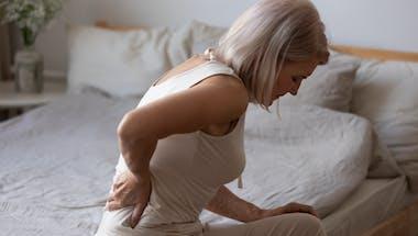 Mal de dos dû à l'arthrose: ce qui soulage
