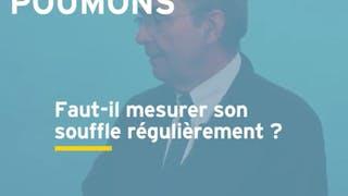 Spirométrie : quand faut-il mesurer son souffle ? Réponse en vidéo