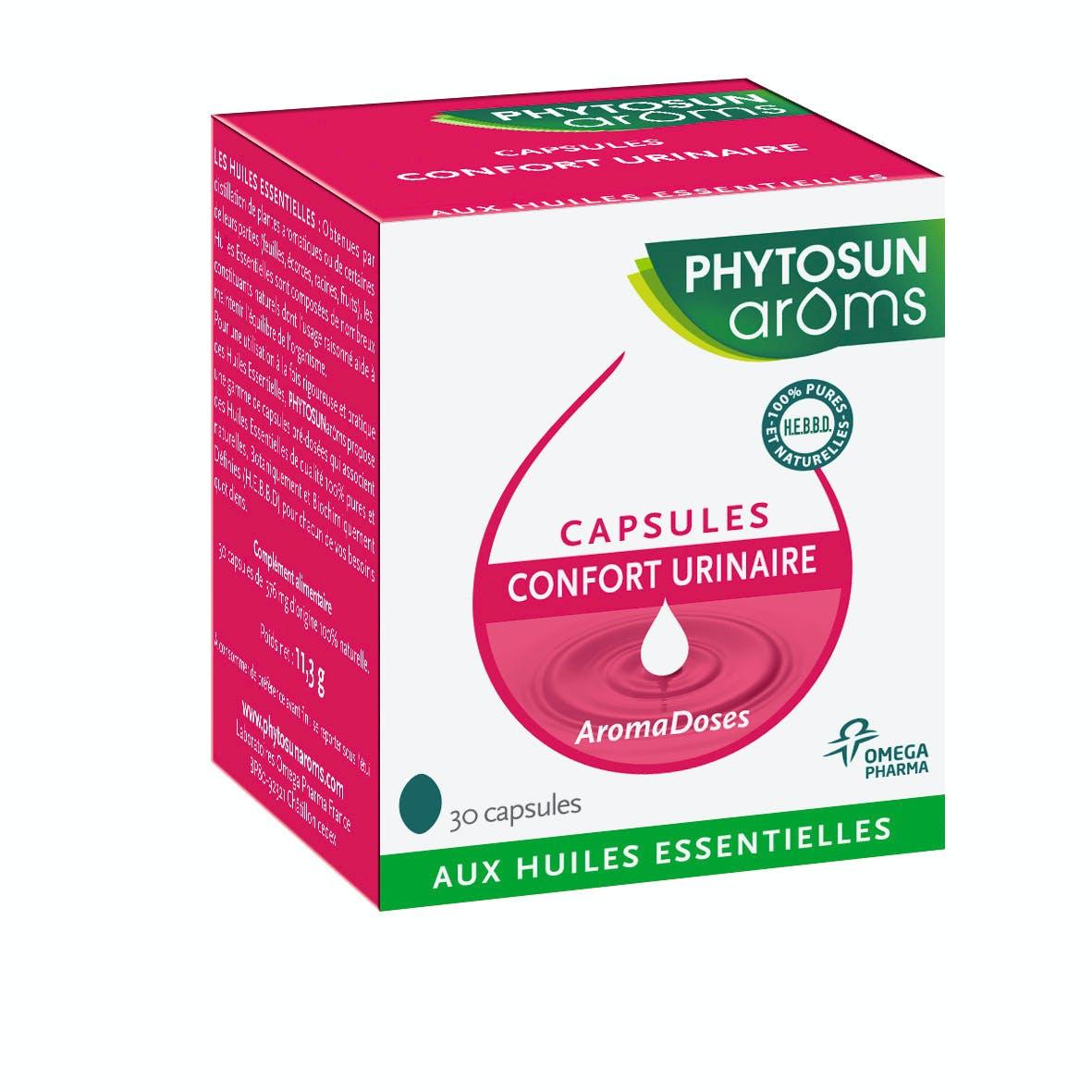 Traitement de la cystite : six produits disponibles en automédication