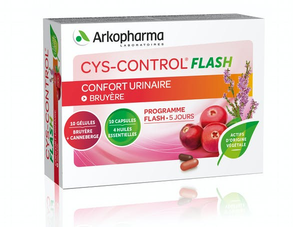 Cys-Control Flash