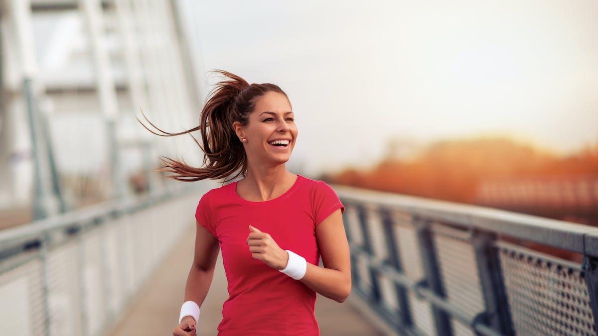 Les 4 types d'exercice pour garder la forme