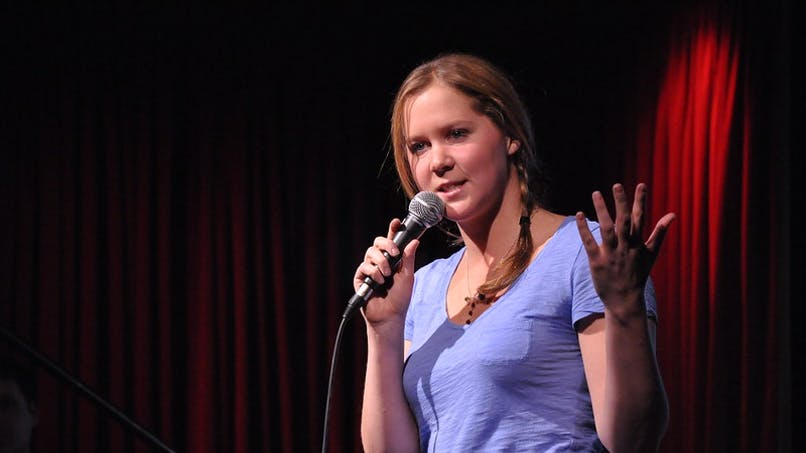 L'actrice Amy Schumer témoigne sans tabou sur sa nouvelle FIV