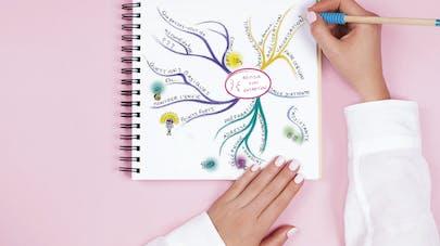 Le Mind Mapping, pour organiser ses pensées.