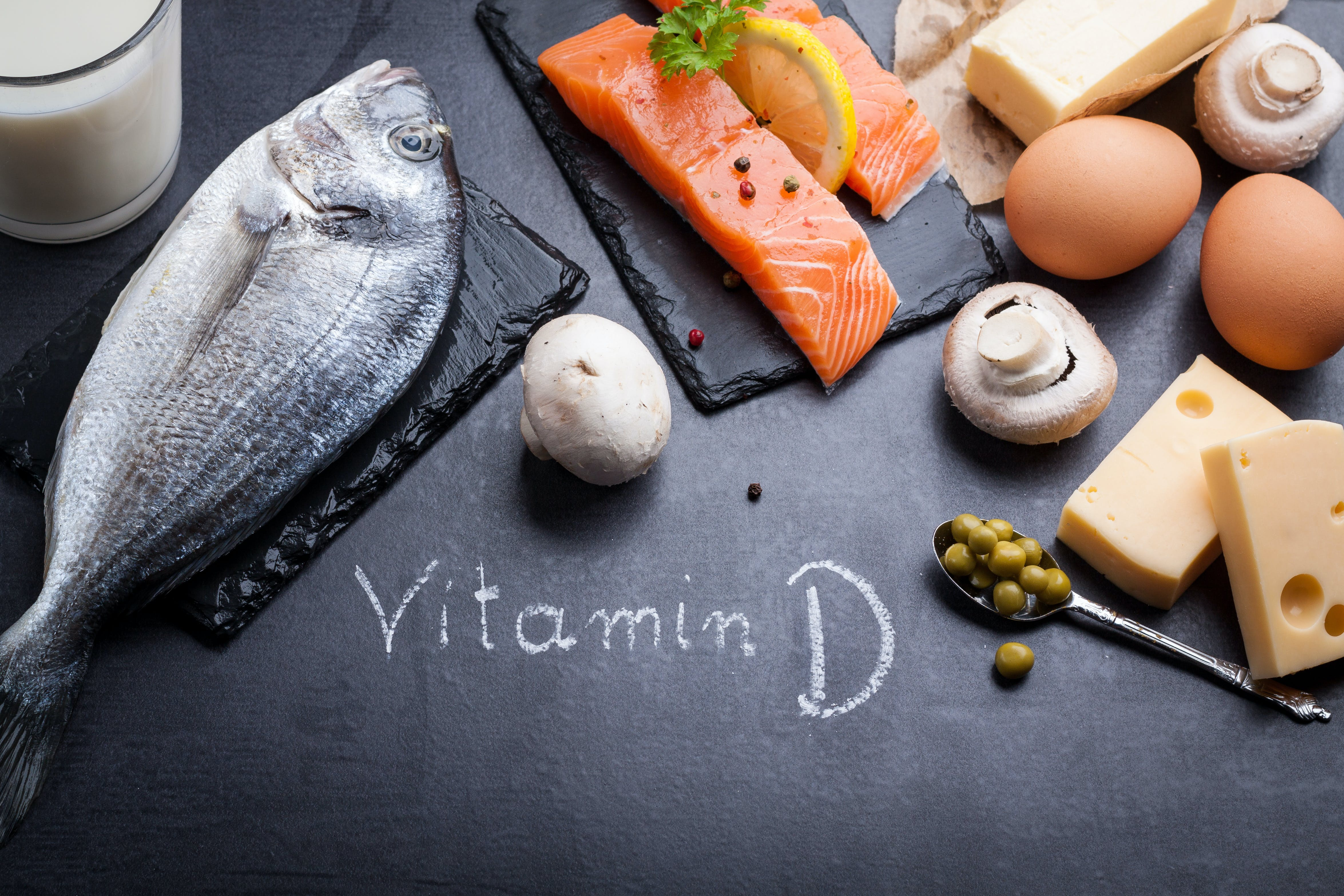How To Fill Up With Vitamin D |  Health Magazine