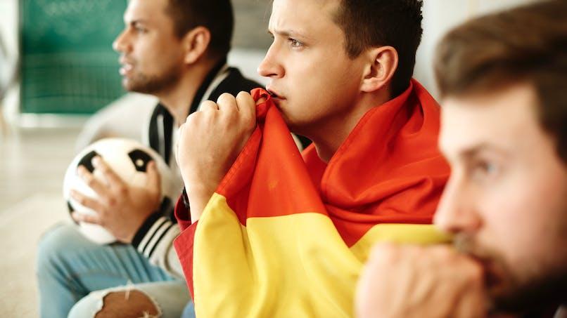 Football : des niveaux de stress élevés et dangereux observés chez les supporters