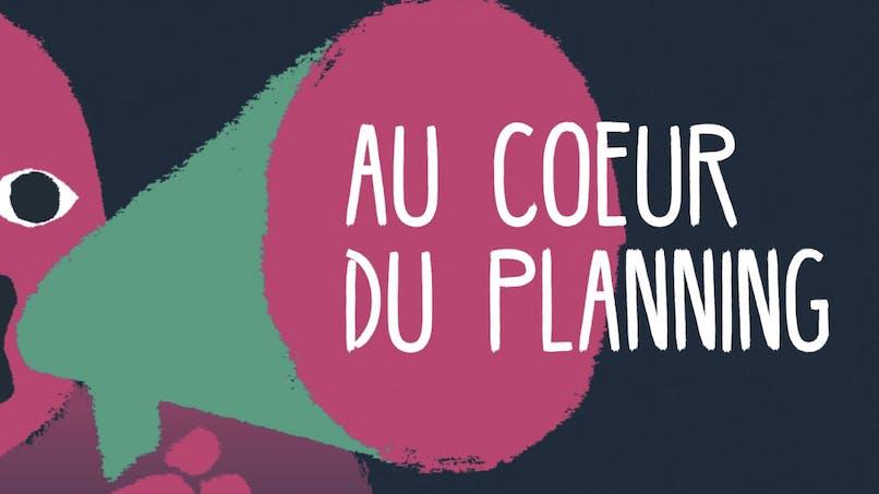 """""""Au coeur du planning"""", un podcast au cœur du Planning Familial"""