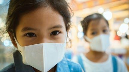 Coronavirus : pourquoi les enfants sont encore relativement épargnés