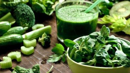 Un composé naturel présent dans les légumes aide à lutter contre la stéatose hépatique