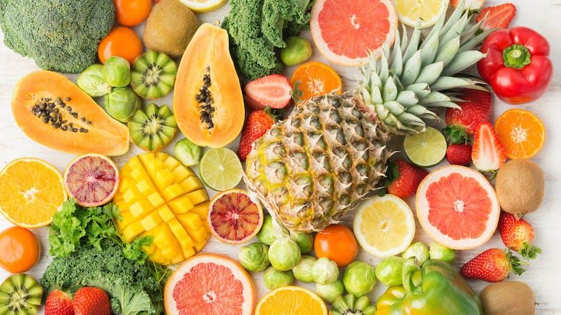 Vitamines : liste, rôle et aliments riches en vitamines | Santé ...