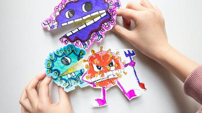 Coronavirus : pourquoi il vaut mieux en parler aux enfants