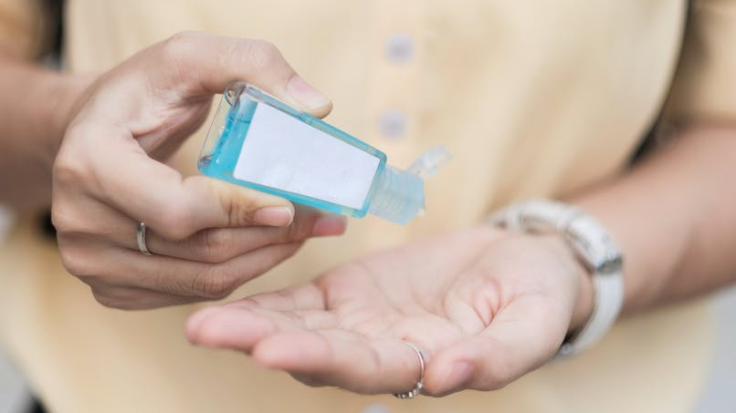 Coronavirus : 3 choses à savoir sur les gels hydroalcooliques