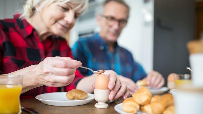 Une consommation modérée d'œufs n'augmente pas le risque cardiovasculaire