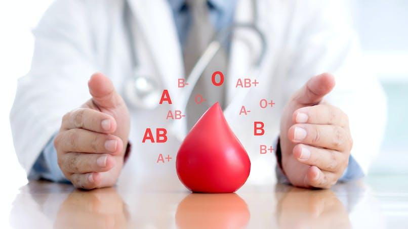 Coronavirus : certains groupes sanguins pourraient être légèrement plus à risque