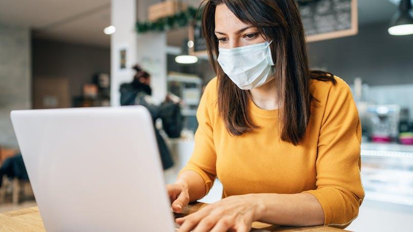 Coronavirus: un site web ouvert pour orienter les patients