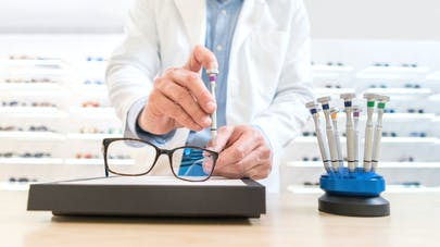Coronavirus : les opticiens assurent désormais un service minimum