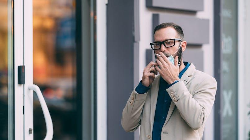 Coronavirus, tabac, cigarette électronique : des risques accrus