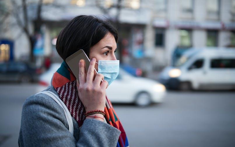 Les données téléphoniques, un outil utile contre le coronavirus ?