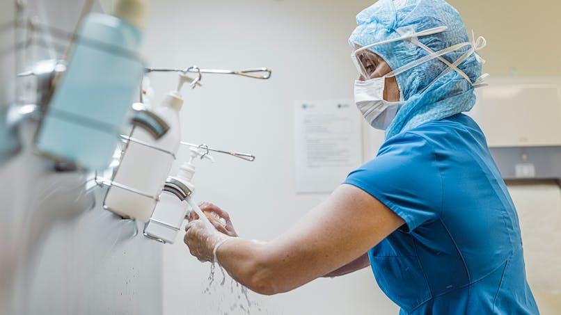 Siham, médecin anesthésiste en réanimation :