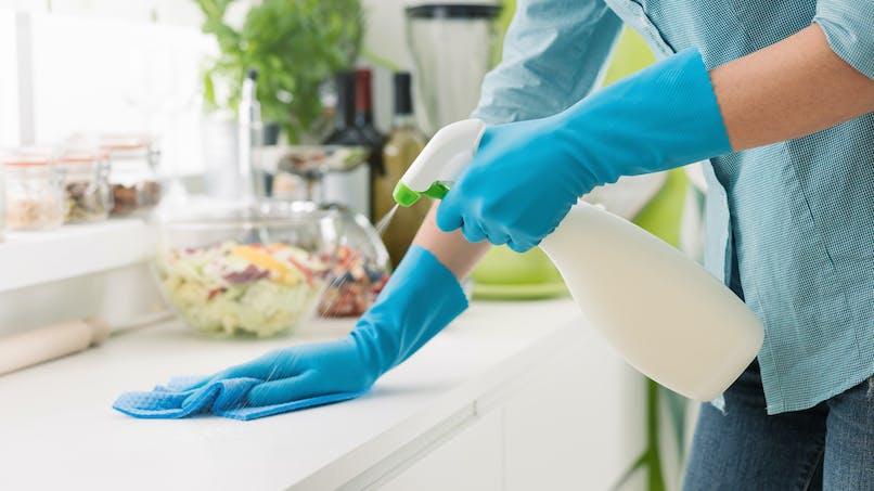 Coronavirus : les recommandations d'hygiène à la maison