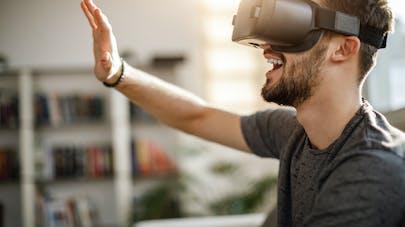 J'ai testé pour vous : faire l'amour avec un casque de réalité virtuelle