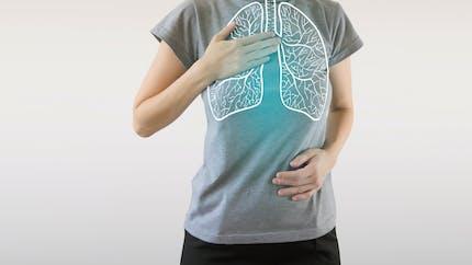 Oedème pulmonaire: pourquoi cette eau dans les poumons?