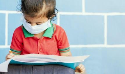 Lancement d'une étude sur les enfants et le Covid-19
