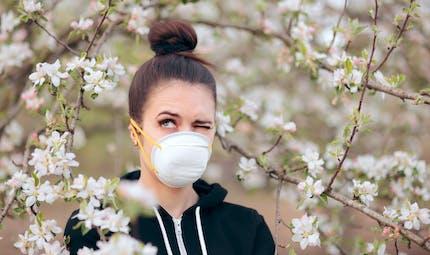 Allergie aux pollens : alerte rouge sur une grande partie de la France