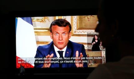 Allocution d'Emmanuel Macron: déconfinement, masques, tests... les huit points à retenir