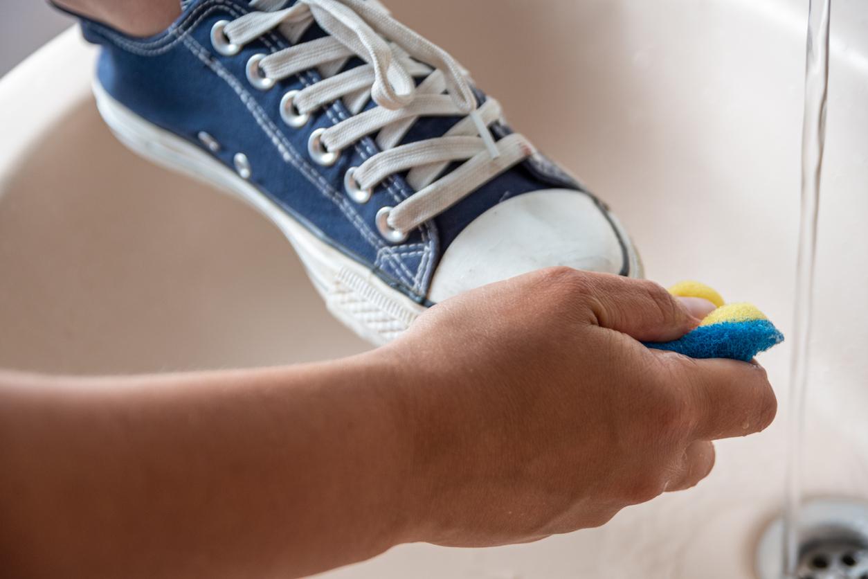 Les chaussures sont elles des vecteurs du Covid 19 ?   Santé