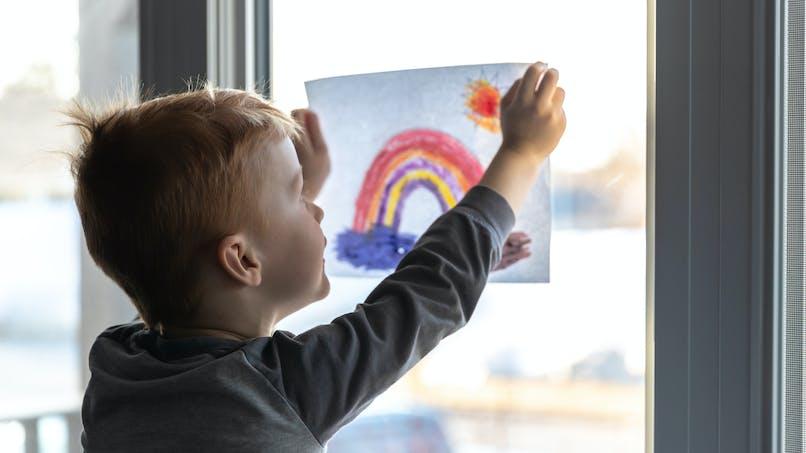 Que ressentent les enfants en période de confinement ?