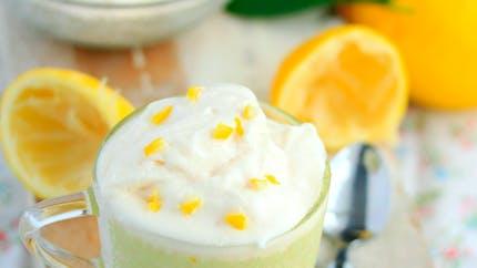 Mousse de citron