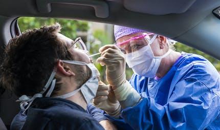 Drive de dépistage du coronavirus : qui, où et comment ?