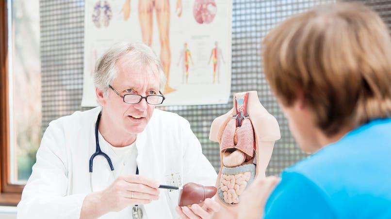 Hépatite D: attention au cancer du foie