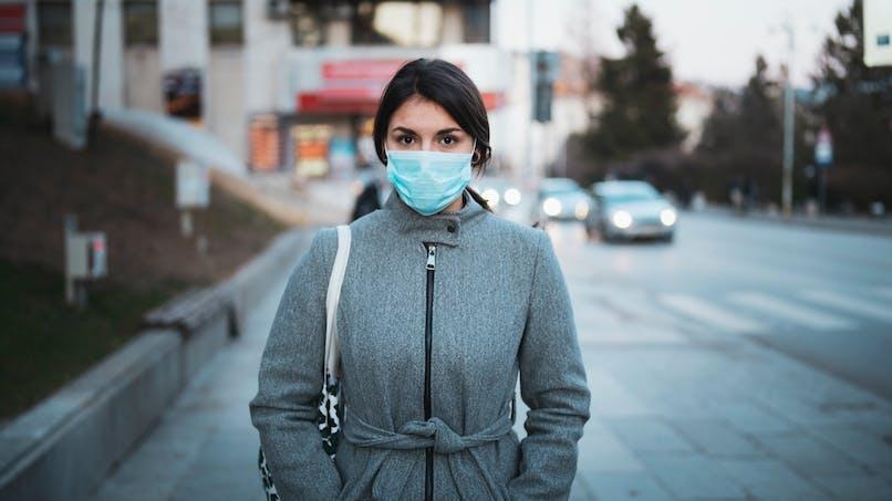 Coronavirus: un dépistage possible grâce à un masque fluorescent?