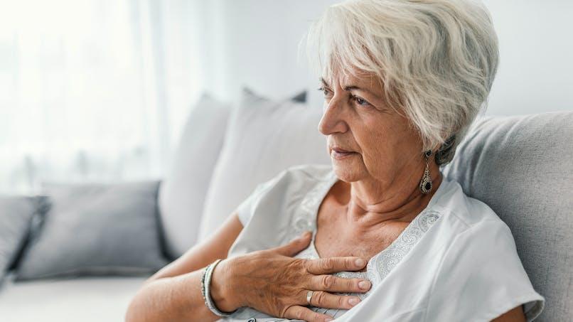 Coronavirus: un risque élevé d'infarctus chez les femmes, favorisé par le confinement