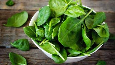 Les épinards, de vrais alliés antioxydants !