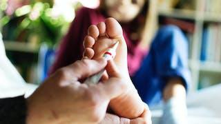 Quel traitement contre une mycose du pied?