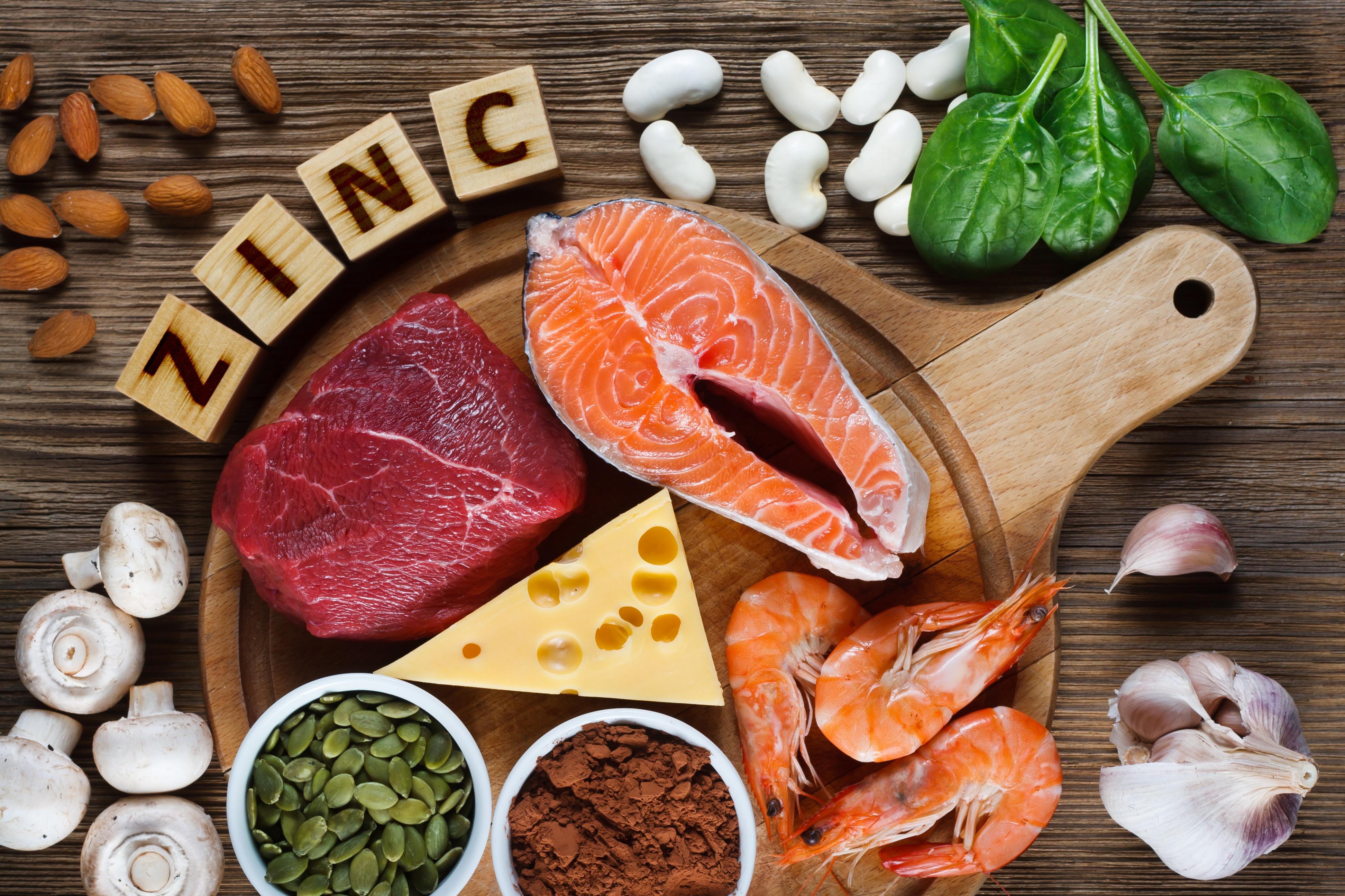 Le zinc : sources, bienfaits, rôle et aliments | Santé Magazine