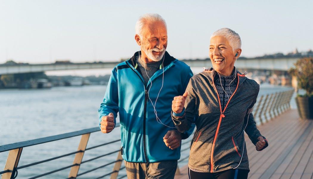 Les bénéfices de l'activité physique chez les séniors
