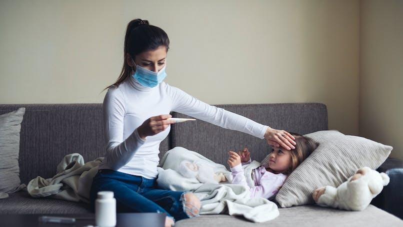 MIS-C : on en sait plus sur cette maladie qui touche les enfants infectés par la Covid-19