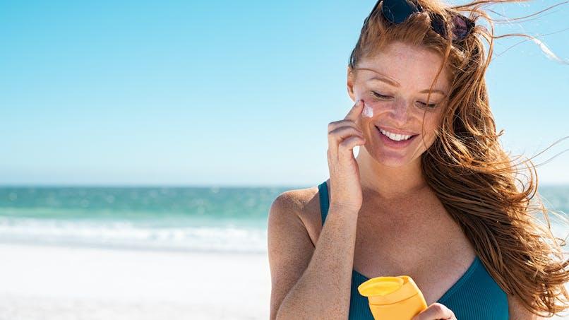 1 Français sur 5 n'utilise pas de protection solaire à la plage