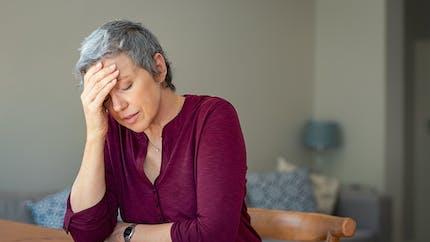 Une nouvelle étude confirme une prévalence élevée de dépression à l'arrivée de la ménopause